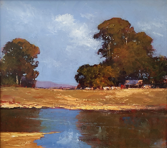 Brian Cook - Country Scene - Oil on board - 560 x 610.jpg