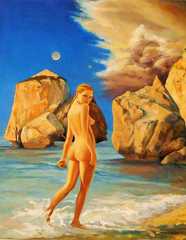 Aphrodite's Cove web