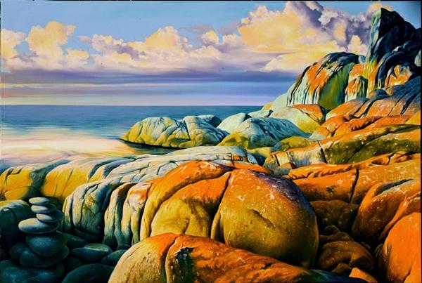 Otto Schmidinger - Rock Stack.web