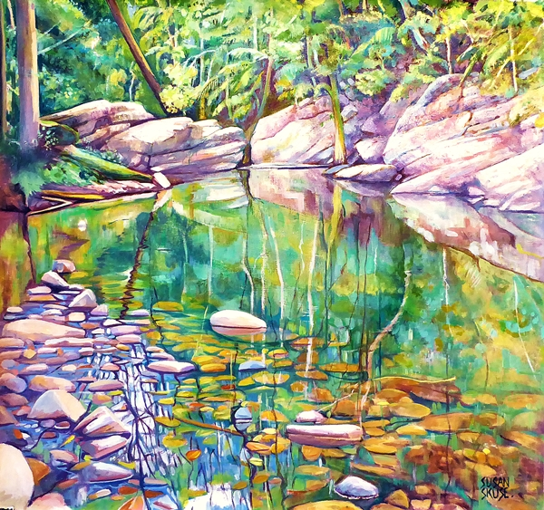 Emerald Creek web